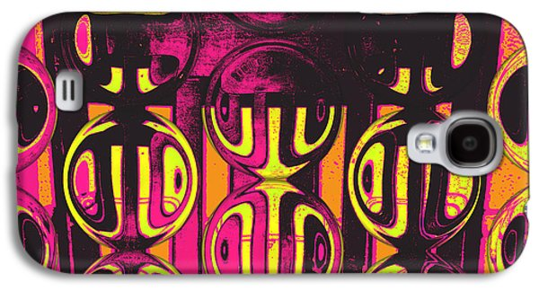 Photo Manipulation Galaxy S4 Cases - Back-Up Galaxy S4 Case by Wendy J St Christopher