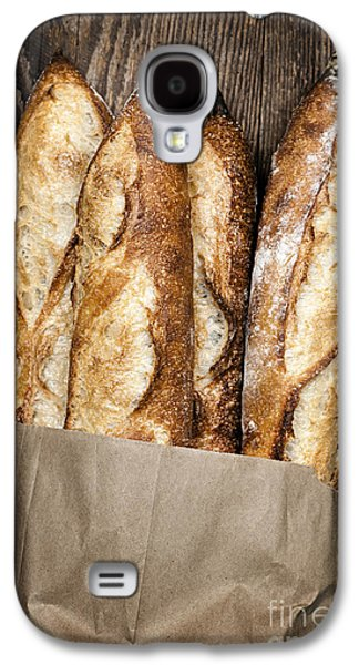Artisan Galaxy S4 Cases - Baguettes  Galaxy S4 Case by Elena Elisseeva