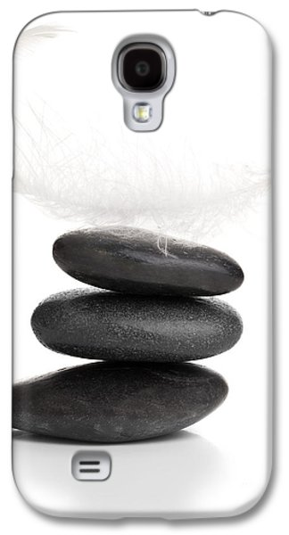 Concept Sculptures Galaxy S4 Cases - Balance Galaxy S4 Case by Shawn Hempel