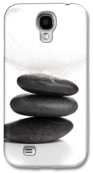 Studio Sculptures Galaxy S4 Cases - Balance Galaxy S4 Case by Shawn Hempel