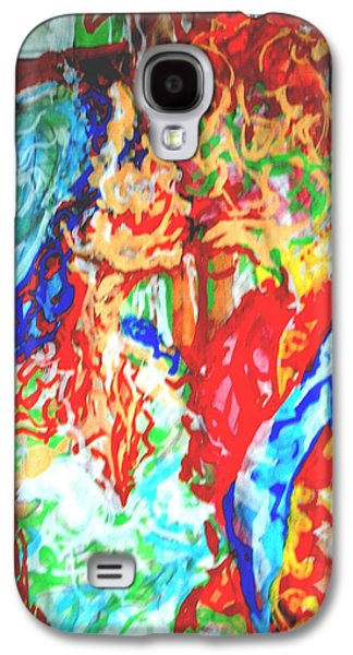 Kate Middleton Galaxy S4 Cases - Balcony kiss Galaxy S4 Case by Godfrey McDonnell