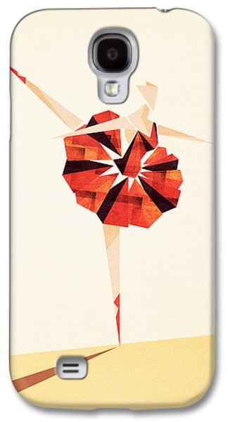 Ballerinas Galaxy S4 Cases - Ballance  Galaxy S4 Case by VessDSign