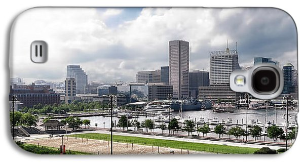 Baltimore Galaxy S4 Cases - Baltimore Maryland Galaxy S4 Case by Olivier Le Queinec
