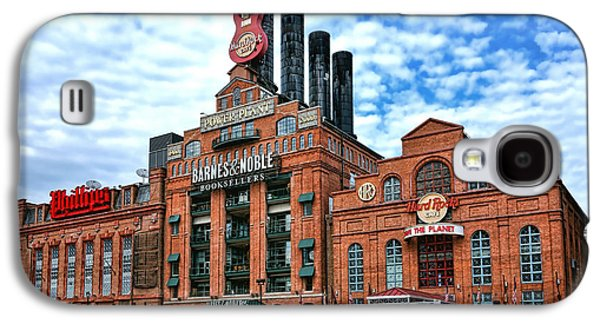 Baltimore Power Plant Galaxy S4 Case by Olivier Le Queinec