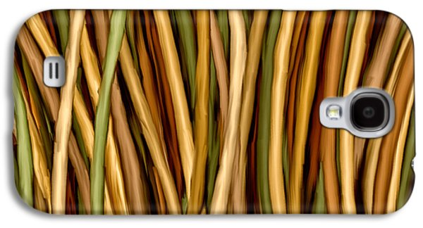 Brenda Bryant Photography Galaxy S4 Cases - Bamboo Canes Galaxy S4 Case by Brenda Bryant
