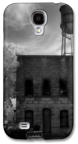 First Lady Galaxy S4 Cases - Bandera Texas 1983 Galaxy S4 Case by Greg Kopriva