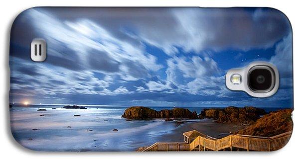 Darren Galaxy S4 Cases - Bandon Nightlife Galaxy S4 Case by Darren  White