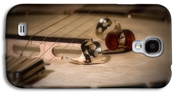 Banjo Galaxy S4 Case by Tom Mc Nemar