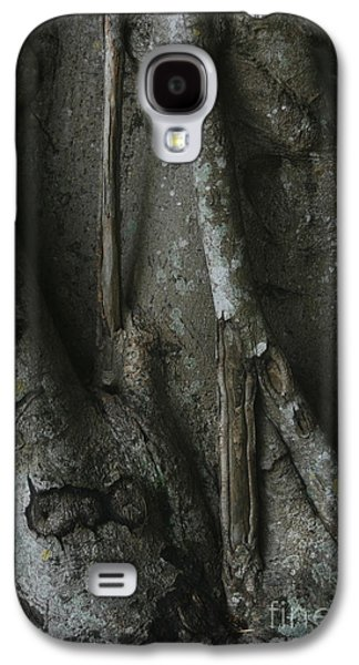 Tree Roots Galaxy S4 Cases - Banyan Tree Roots Galaxy S4 Case by Cindi Ressler
