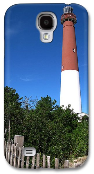Original Photographs Galaxy S4 Cases - Barnegat Lighthouse Galaxy S4 Case by Colleen Kammerer
