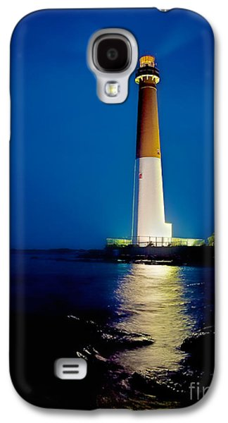 Waterscape Galaxy S4 Cases - Barnegat Lighthouse Galaxy S4 Case by Mark Miller