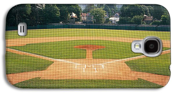Baseball Diamond Looked Galaxy S4 Case by Panoramic Images