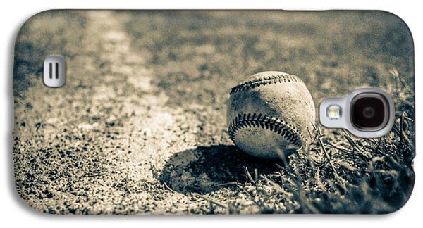Mounds Galaxy S4 Cases - Baseball Field 2 Galaxy S4 Case by Yo Pedro