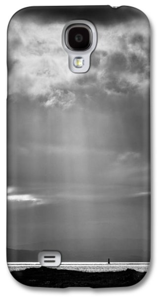 Inner Galaxy S4 Cases - Bay Light Galaxy S4 Case by Dave Bowman