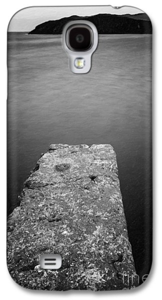 Pier Digital Galaxy S4 Cases - Bay Pier Galaxy S4 Case by Adrian Evans