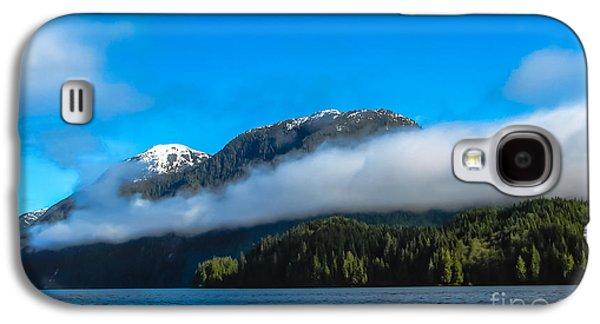 Seacape Galaxy S4 Cases - BC Coastline Galaxy S4 Case by Robert Bales