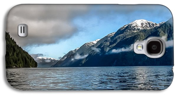 Recently Sold -  - Haybale Galaxy S4 Cases - BC Inside Passage Galaxy S4 Case by Robert Bales