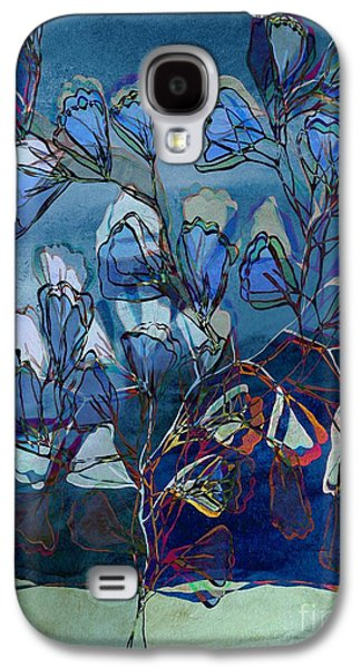 """""""variance Collections"""" Galaxy S4 Cases - Be-Leaf - 04bt111 Galaxy S4 Case by Variance Collections"""