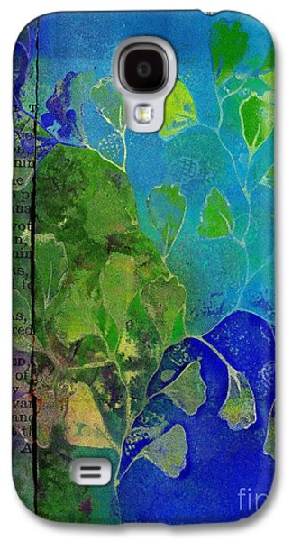Digital Collage Galaxy S4 Cases - Be-Leaf - j76073176b1b Galaxy S4 Case by Variance Collections