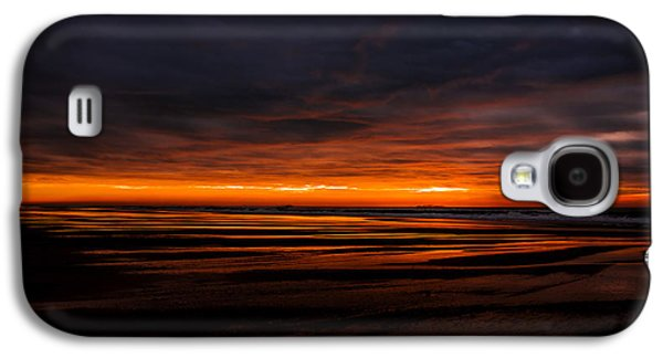 Poster Art Galaxy S4 Cases - Beach dream_1 Galaxy S4 Case by Jb Atelier