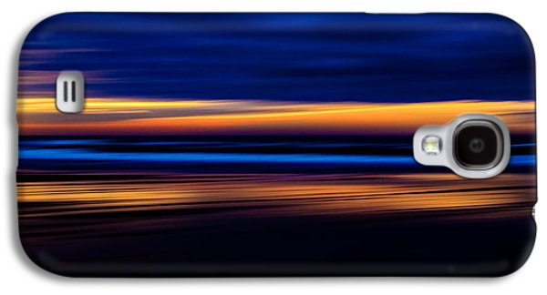 Poster Art Galaxy S4 Cases - Beach dream_2 Galaxy S4 Case by Jb Atelier