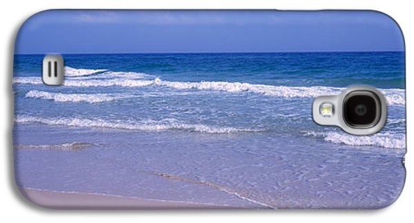 Wildlife Refuge. Galaxy S4 Cases - Beach Gulf Of Mexico Galaxy S4 Case by Panoramic Images