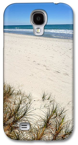 Beach Landscape Galaxy S4 Cases - Beach Galaxy S4 Case by Les Cunliffe