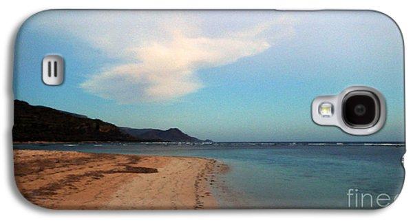 Beach Landscape Galaxy S4 Cases - Beach Galaxy S4 Case by Ty Lee