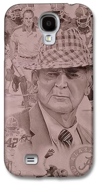 Bryant Drawings Galaxy S4 Cases - Bear And The Gang Galaxy S4 Case by Jason Aldridge