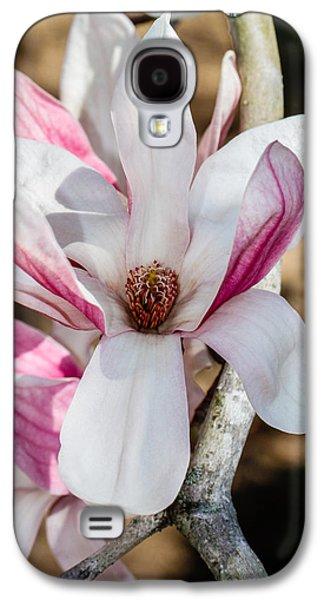 Cheekwood Galaxy S4 Cases - Beautiful Blooms Galaxy S4 Case by Robert Hebert
