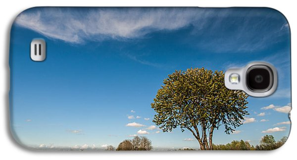 Landscapes Photographs Galaxy S4 Cases - Beautiful day Galaxy S4 Case by Davorin Mance