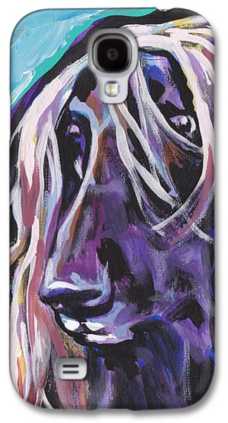 Hounds Galaxy S4 Cases - Beautiful Hound Galaxy S4 Case by Lea