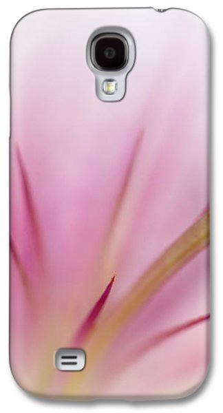 Stamen Digital Galaxy S4 Cases - Beautiful Lily Galaxy S4 Case by Melanie Viola