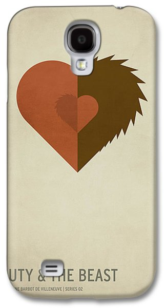 Theory Galaxy S4 Cases - Beauty and the Best Galaxy S4 Case by Christian Jackson