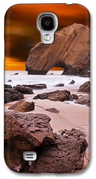 Waterscape Galaxy S4 Cases - Beauty essence Galaxy S4 Case by Jorge Maia