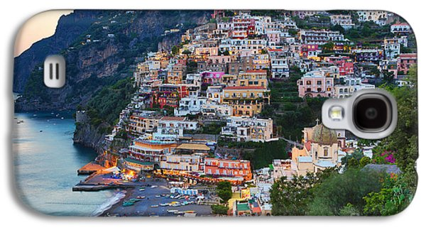 Leda Photography Galaxy S4 Cases - Beauty of the Amalfi Coast  Galaxy S4 Case by Leslie Leda
