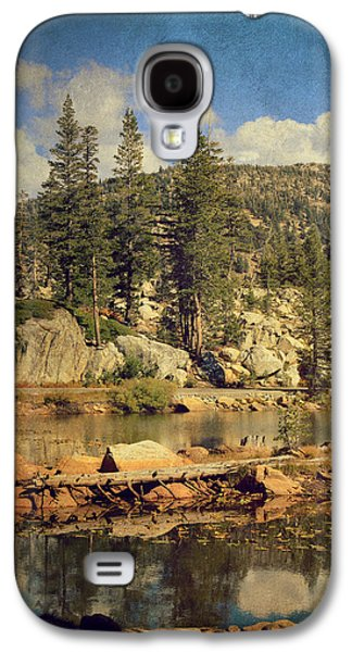 Searching Digital Art Galaxy S4 Cases - Beauty You Find Along the Way Galaxy S4 Case by Laurie Search