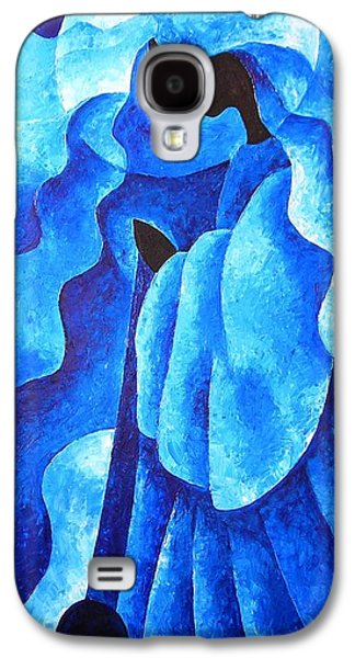 Religious Galaxy S4 Cases - Before the Song Galaxy S4 Case by Patricia Brintle