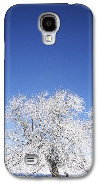 Contour Farming Galaxy S4 Cases - Before the Thaw Galaxy S4 Case by Latah Trail Foundation