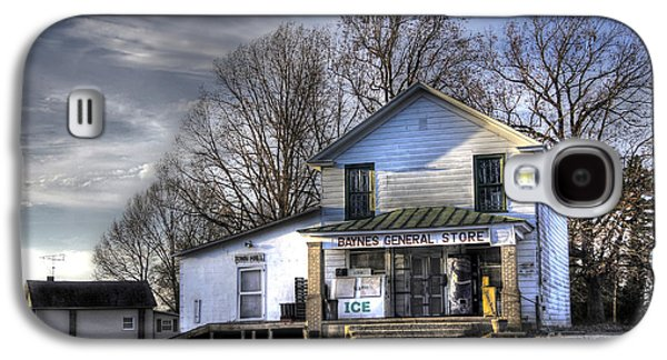 Country Store Galaxy S4 Cases - Before Walmart Galaxy S4 Case by Benanne Stiens
