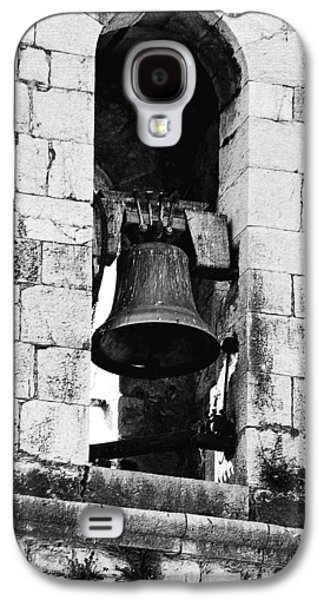 Decorative Photographs Galaxy S4 Cases - Bell Tower Valbonne Abbey Galaxy S4 Case by Christine Till