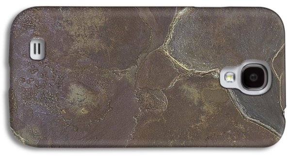 Abstracts Reliefs Galaxy S4 Cases - Belly Up Galaxy S4 Case by Claire Cundiff