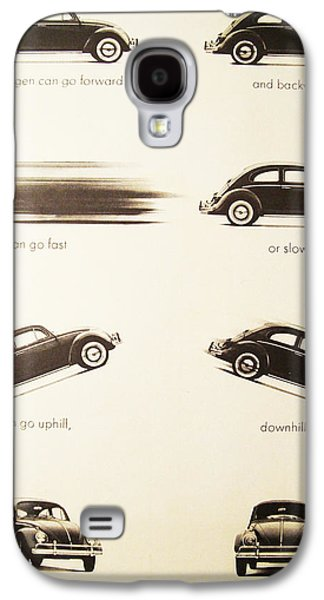 Benefits Of A Volkwagen Galaxy S4 Case by Georgia Fowler