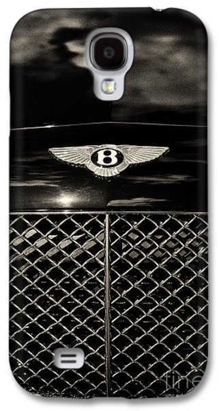Limited Galaxy S4 Cases - Bentley Continental GT Sepia Galaxy S4 Case by Tim Gainey