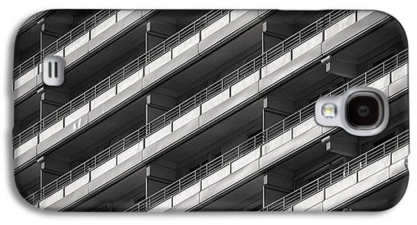 Berlin Balconies Galaxy S4 Case by Rod McLean