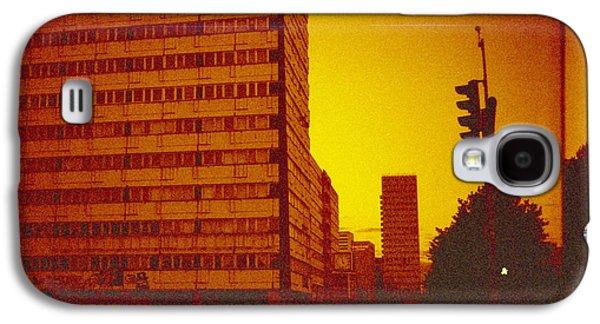 Berlin Street Ddr Galaxy S4 Case by Juan  Bosco
