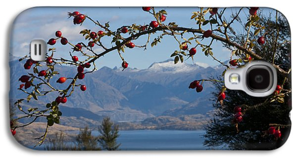 Aotearoa Galaxy S4 Cases - Berry good view Galaxy S4 Case by Jenny Setchell