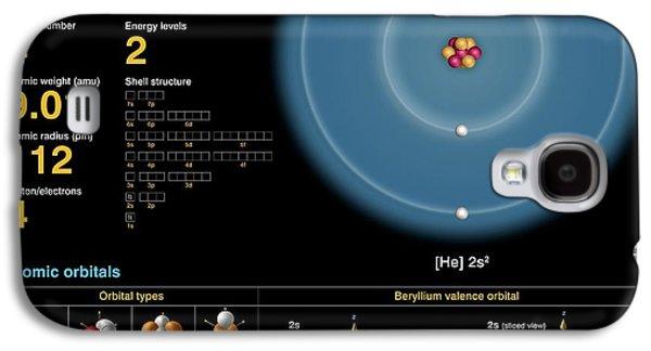 Beryllium Galaxy S4 Case by Carlos Clarivan