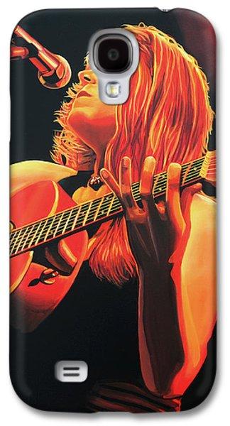 Beth Hart  Galaxy S4 Case by Paul Meijering