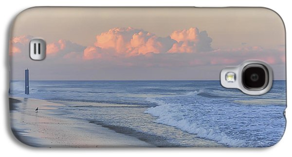 Better Days Ahead Seaside Heights Nj Galaxy S4 Case by Terry DeLuco